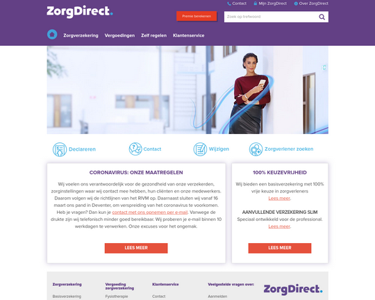 Salland ZorgDirect Logo
